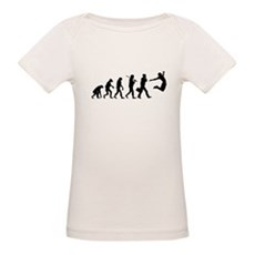Evolution of Freedom Organic Baby T-Shirt