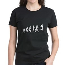 Evolution of Freedom Womens T-Shirt