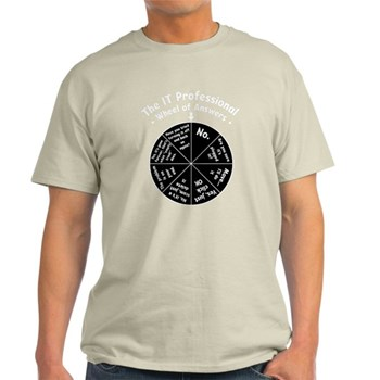 Light T-Shirt | Gifts For A Geek | Geek T-Shirts