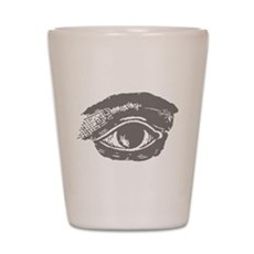 All Seeing Eye Shot Glass