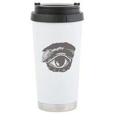 All Seeing Eye Stainless Steel Travel Mug