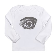 All Seeing Eye Long Sleeve Infant T-Shirt