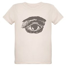 All Seeing Eye Organic Kids T-Shirt