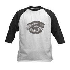 All Seeing Eye Kids Baseball Jersey
