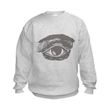 All Seeing Eye Kids Sweatshirt