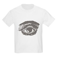 All Seeing Eye Kids Light T-Shirt