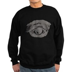 All Seeing Eye Dark Sweatshirt