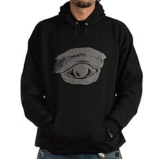 All Seeing Eye Dark Hoodie