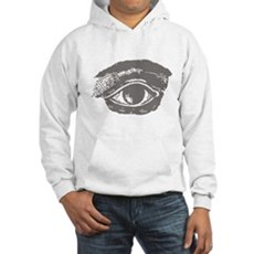 All Seeing Eye Hooded Sweatshirt