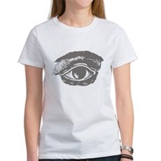 All Seeing Eye Womens T-Shirt
