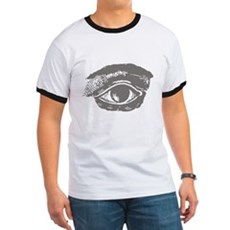 All Seeing Eye Ringer T