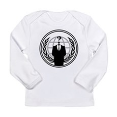 Anonymous Long Sleeve Infant T-Shirt