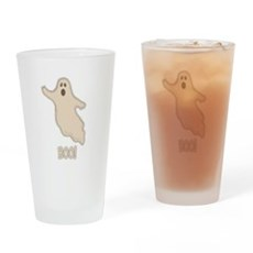 Boo the Ghost Drinking Glass