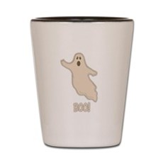 Boo the Ghost Shot Glass