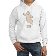 Boo the Ghost Hooded Sweatshirt