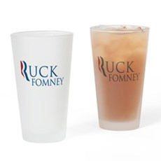 Ruck Fomney Drinking Glass