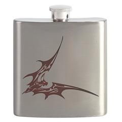 Vampire Bat 1 Flask