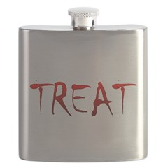 Bloody Treat Flask