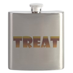 Glowing Treat Flask