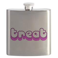 Retro Treat Flask