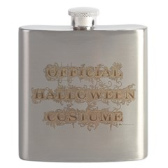 Official Halloween Costume Flask