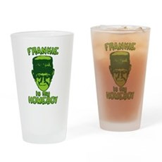 Frankie Is My Homeboy Pint Glass
