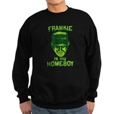 Frankie Is My Homeboy Dark Sweatshirt