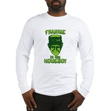 Frankie Is My Homeboy Long Sleeve T-Shirt