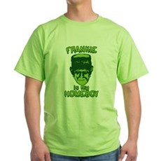 Frankie Is My Homeboy Green T-Shirt