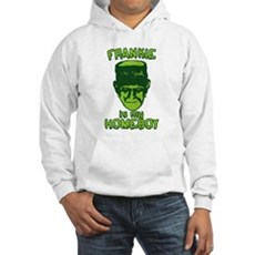 Frankie Is My Homeboy Hooded Sweatshirt