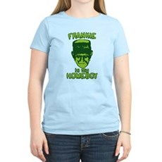 Frankie Is My Homeboy Womens Light T-Shirt