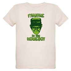 Frankie Is My Homeboy Organic Kids T-Shirt