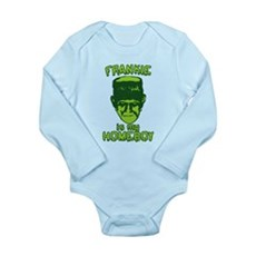 Frankie Is My Homeboy Long Sleeve Infant Bodysuit