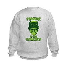 Frankie Is My Homeboy Kids Sweatshirt