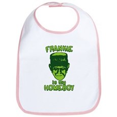 Frankie Is My Homeboy Bib