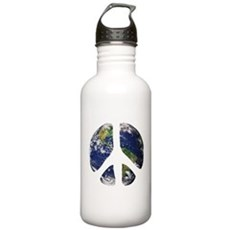 World Peace Stainless Water Bottle 1 Liter