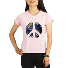 World Peace Performance Dry T-Shirt