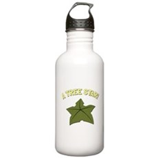 A Tree Star! Stainless Water Bottle 1 Liter