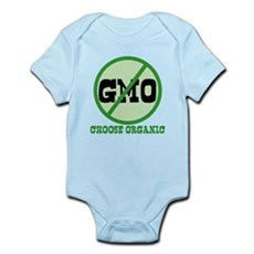 Say No to GMO Infant Bodysuit