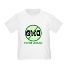 Say No to GMO Toddler T-Shirt