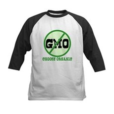 Say No to GMO Kids Baseball Jersey