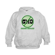 Say No to GMO Kids Hoodie