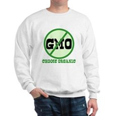 Say No to GMO Sweatshirt