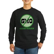 Say No to GMO Long Sleeve T-Shirt