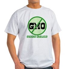 Say No to GMO Light T-Shirt