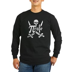 PI rate Long Sleeve T-Shirt