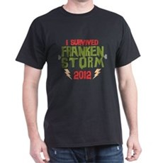 I Survived Frankenstorm T-Shirt