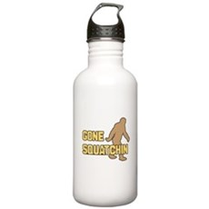 Gone Squatchin Stainless Water Bottle 1 Liter