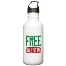 Free Palestine ????? ?????? Stainless Water Bottle