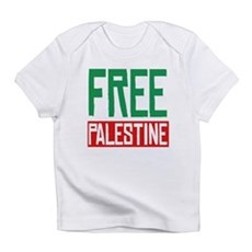 Free Palestine ????? ?????? Infant T-Shirt